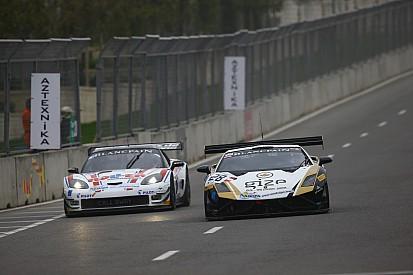 A Barcellona arriva la Lamborghini della HP Racing