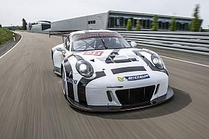 Première sortie en compétition positive pour la nouvelle Porsche 911 GT3 R