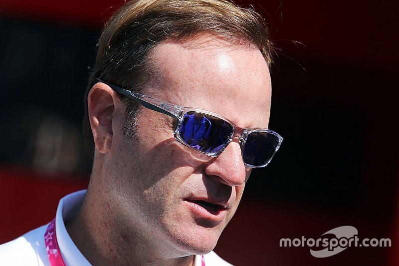 Barrichello attristé par le départ de Draco Racing