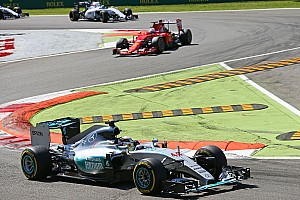 Formula 1 Breaking news F1 plans 'live' tyre pressure policing in 2016