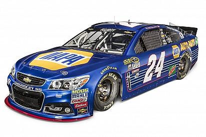 NAPA devient le sponsor de la fameuse Chevrolet No. 24