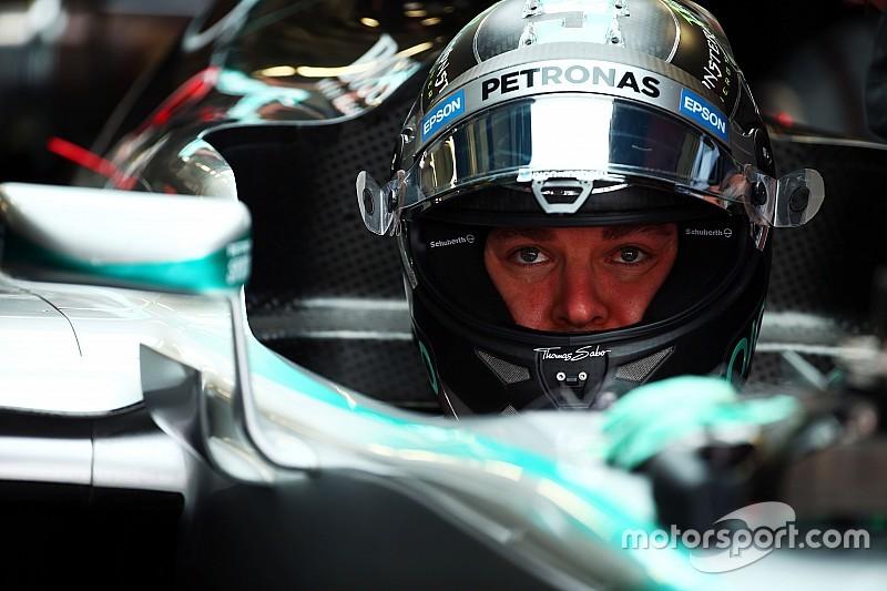 Rosberg veut terminer l'année avec des victoires