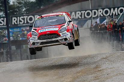 Andreas Bakkerud siegt für Ford in Italien