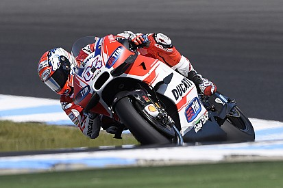 "Ducati backs Dovizioso to bounce back from ""embarrassing"" race"