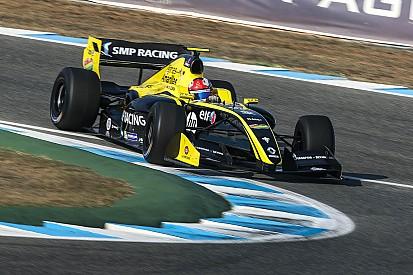 Kanamaru and Orudzhev lead on Day 1 of Jerez test