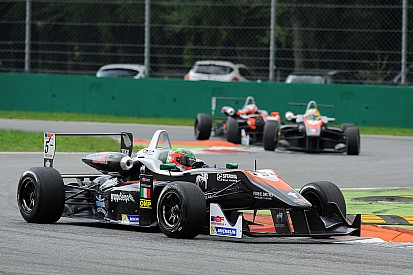 فريق ار بي موتورسبورت ينضمّ إلى سلسلة الفورمولا 3.5 في8