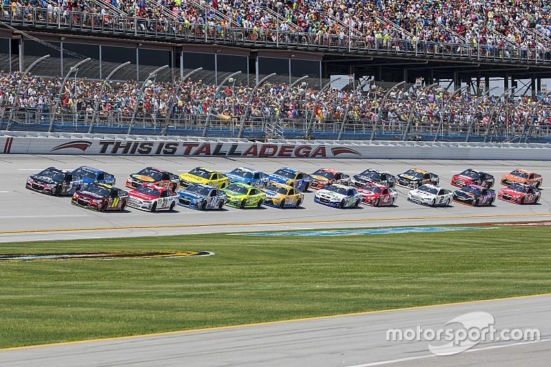 NASCAR reduz tentativas de prorrogação para Talladega