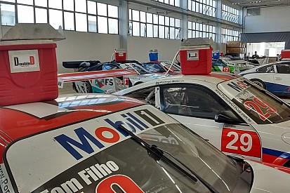 Coolers ajudam refrigeração de pilotos da Porsche