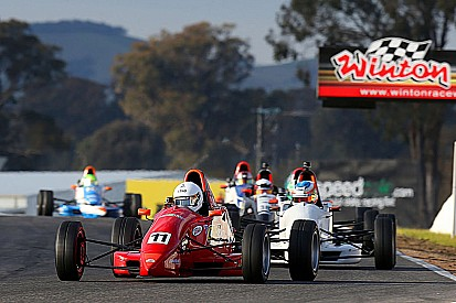 Australian Formula Ford confirms national series for 2016