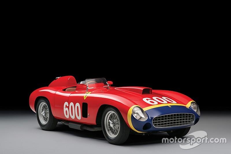 La Ferrari 290 MM de Fangio bientôt l'auto la plus chère au monde?