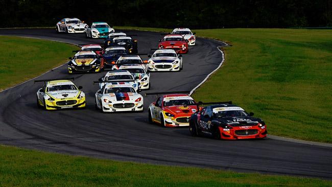 Il Trofeo Maserati per la prima volta in Giappone