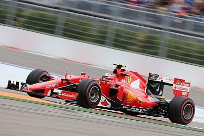 Ferrari descarta usar motor atualizado no GP dos EUA