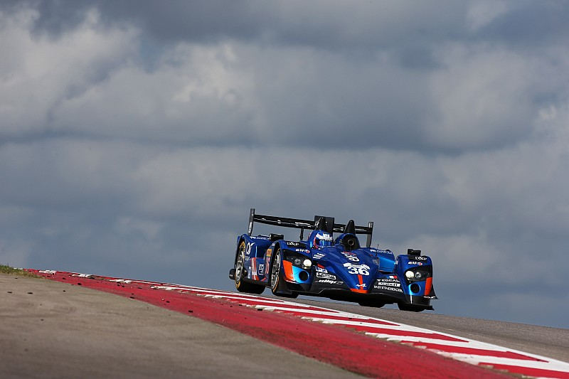 Dillmann to make WEC debut with Signatech Alpine