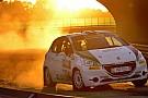 Fabio Andolfi carico per il Rally di Spagna