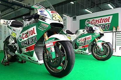 Crutchlow lucirá una moto diferente en Malasia