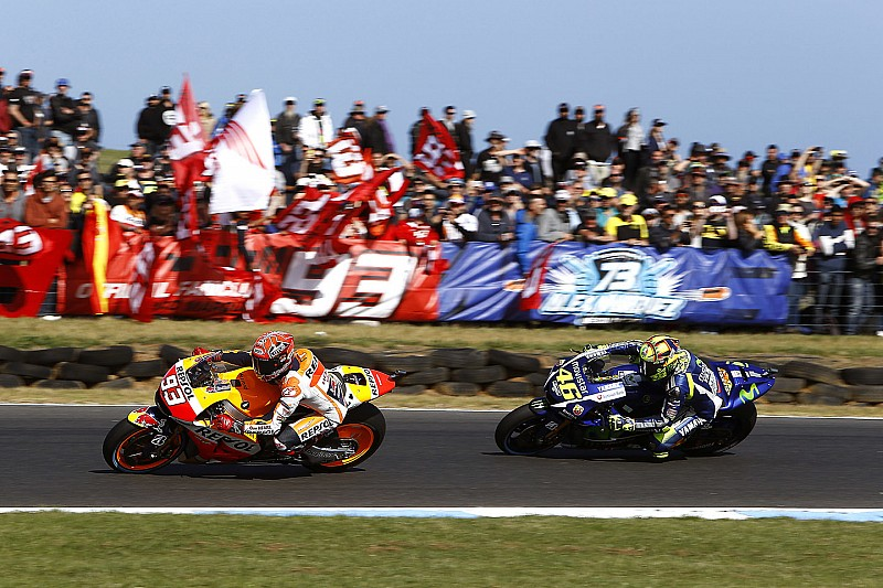 """Marquez would prefer Lorenzo to win"" – Rossi"