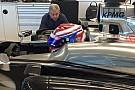 George Russell ha provato la McLaren MP4-26