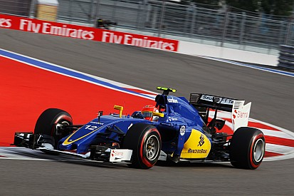 "Nasr says Sauber needs ""bigger steps"" in 2016"