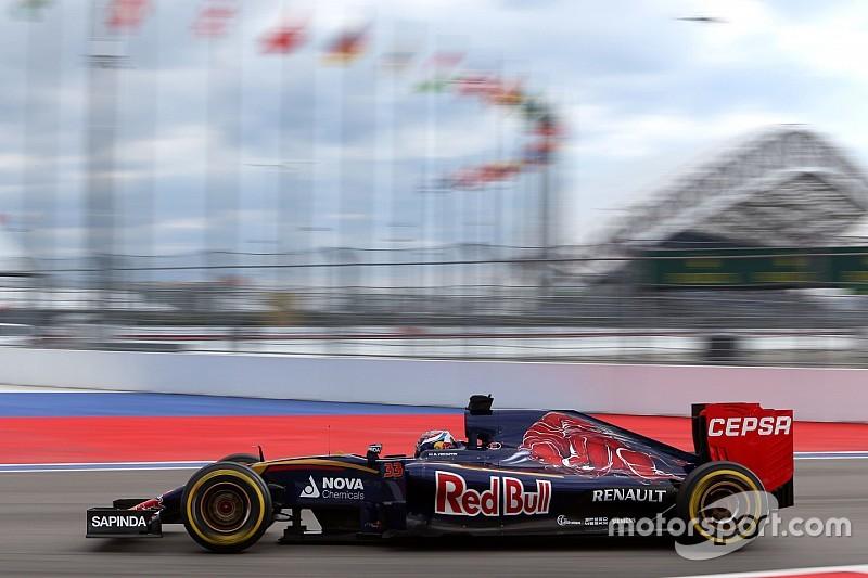 فريق تورو روسو لن يستخدم مُحرك رينو الجديد في 2015