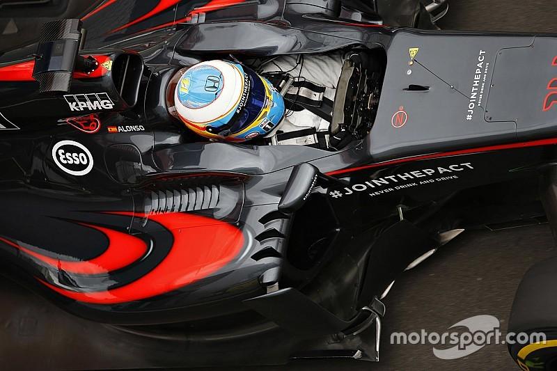 ألونسو الوحيد الذي سيستخدم مُحرك هوندا الجديد في أوستن