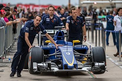 Nasr - Sauber doit faire de grands pas en avant en 2016