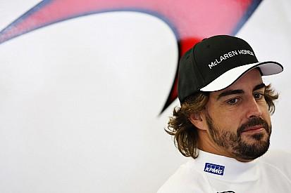 Fernando Alonso espera que McLaren siga avanzando