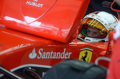 "Vettel will have ""a lot"" more input into 2016 Ferrari"