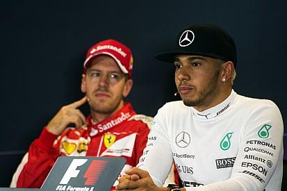 Las chances de Hamilton aumentan con la penalización a Vettel