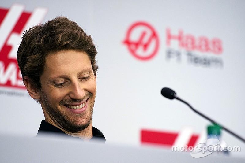 Грожан надеется регулярно зарабатывать очки за Haas
