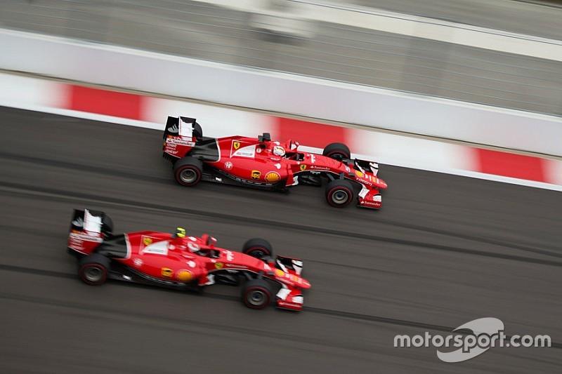 Vettel - Ferrari s'organise pour produire le meilleur châssis et le meilleur moteur