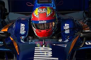 Formule E Actualités Un capteur sur les harnais testé en Formule E à Pékin