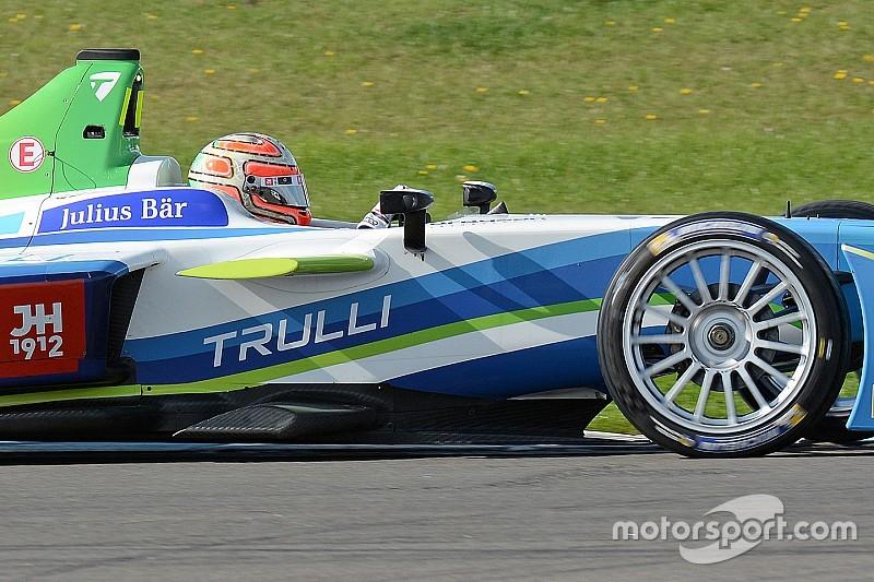 Trulli to miss Beijing Formula E opener