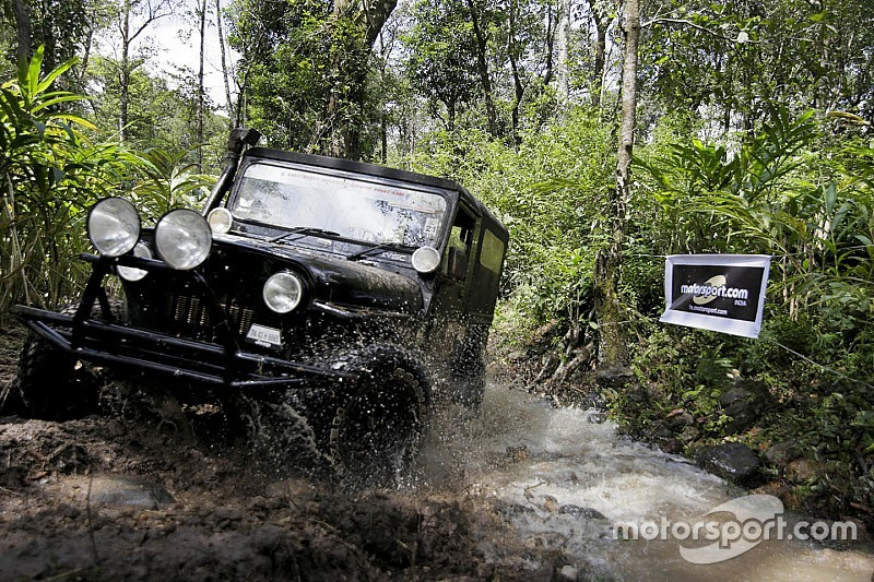 Sudin, Supradeep, Ganapathy victorious in AWD's Mudigere round