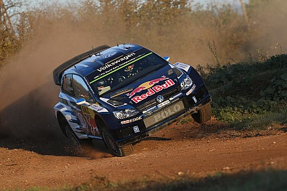 Spain WRC, Day 1: Ogier leads, Tanak stars