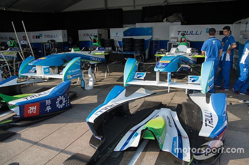 F.E, niente ePrix di Pechino per... il Team Trulli!