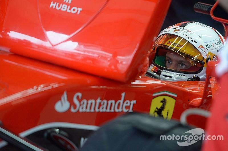 """Sebastian Vettel wird 2016 """"viel mehr Einfluss"""" auf Ferrari-Auto haben"""