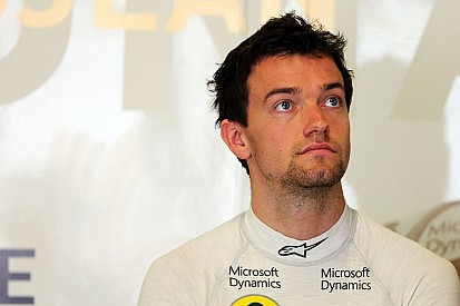 Officiel - Jolyon Palmer titulaire chez Lotus en 2016