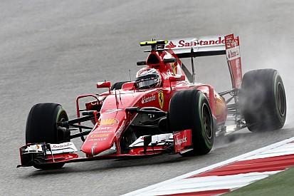 Día de poco aprendizaje de Ferrari en Austin