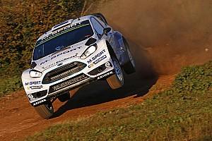 WRC 赛段报告 WRC西班牙站首日:奥吉尔领跑混合路面日