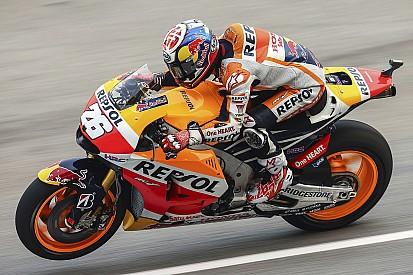 Sepang, Libere 4: doppietta Honda, cade Lorenzo