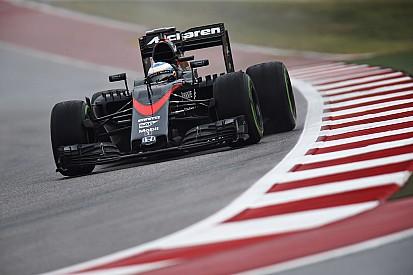 McLaren se satisfait du roulage effectué en EL1