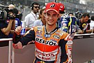 Pedrosa logra la pole y Rossi supera a Lorenzo