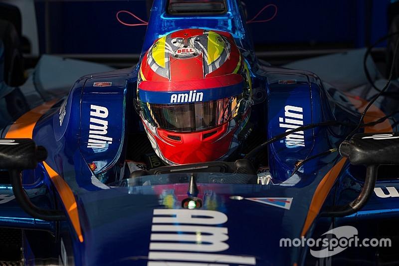 Toch nog een punt voor Robin Frijns bij Formule E-debuut