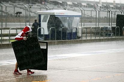US GP: FIA waiting before finalising Saturday schedule