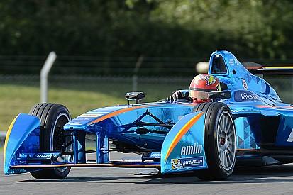 Robin Frijns tevreden met Formule E-debuut
