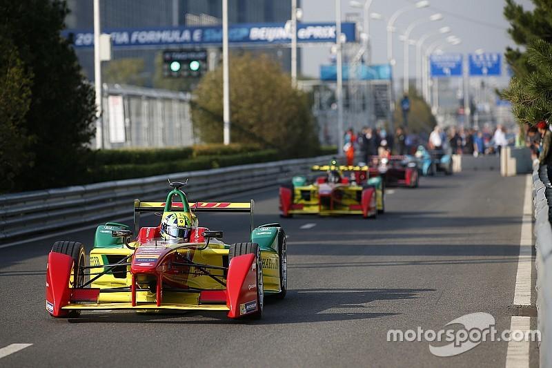 Team ABT starts Formula E season with podium finish