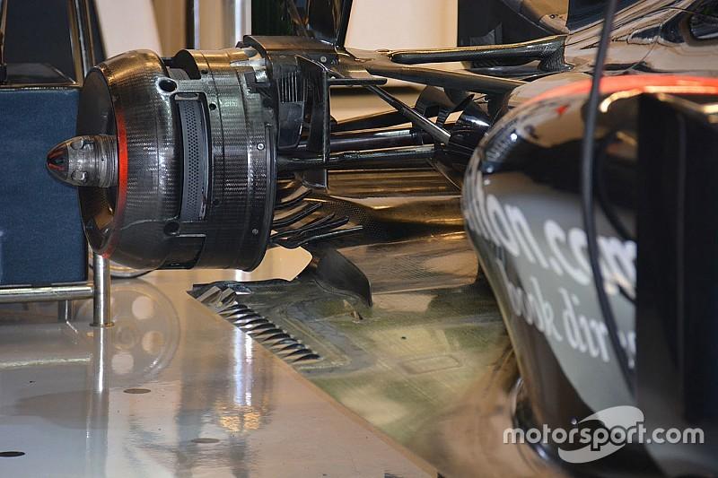 Análisis: McLaren mejora un concepto de Ferrari