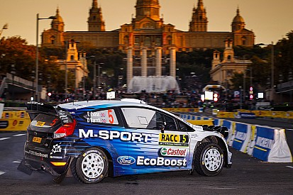 Disappointment for M-Sport in Spain