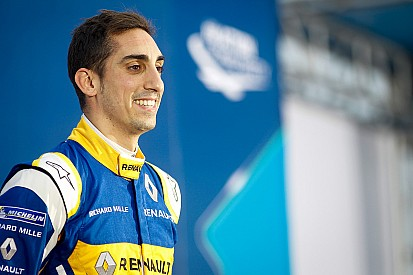Lightning Buemi in Beijing