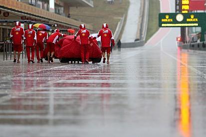 GP USA: Formel 1 verschiebt Qualifying auf Sonntag
